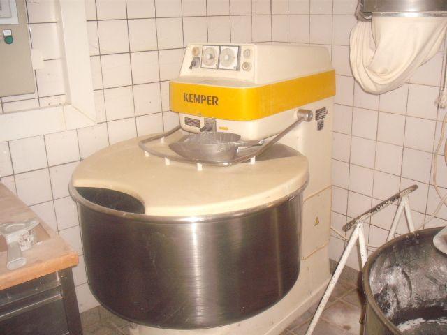 Kemper SP-125L spiral mixer