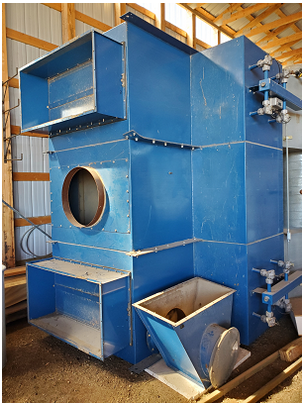 Dontaldson Reverse jet 2DF16, Cartridge dust collector