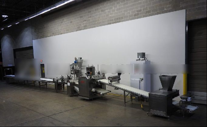 Moline sheeting line