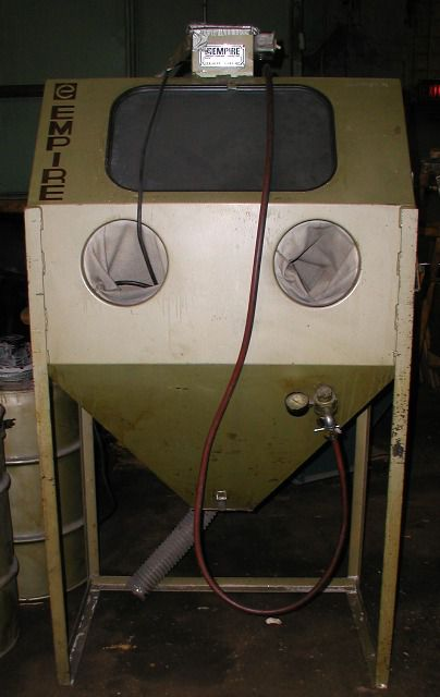 Empire, Others EF-2436 Single Station Sand Blaster Cabinet