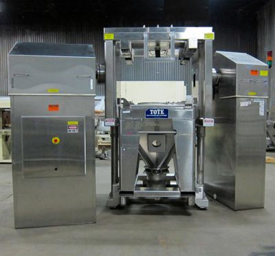 Tote Systems Tote Blender