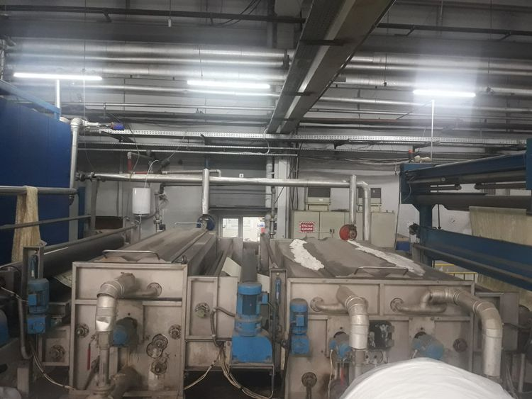 Kleinewefers, Ramisch Continuous washing