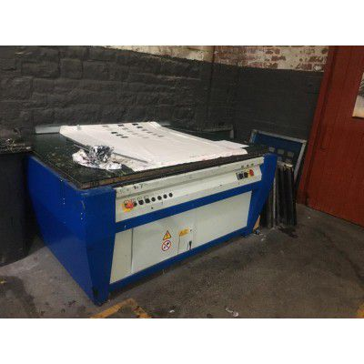 Zimmer SAMPLE PRINTING TABLE