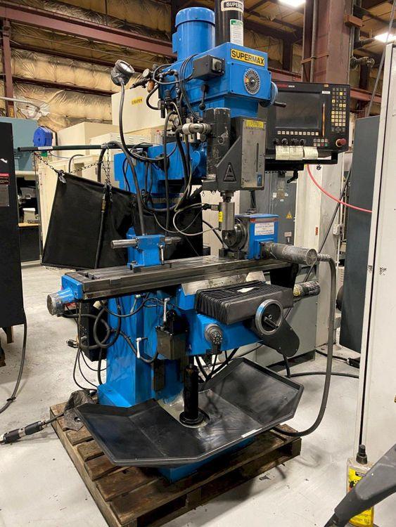 Supermax YCM-16VS VERTICAL 5000 rpm