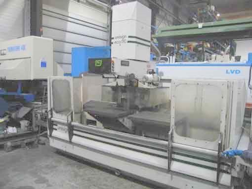 Unisign ECO 110 CNC 3 Axis
