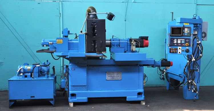 Drake 4-Axis CNC Internal Grinder with Fanuc Control