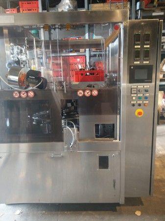 Galdi YR8/2U fully automatic cup filing machine