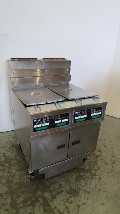 Pitco SG14 Single Pan Fryer