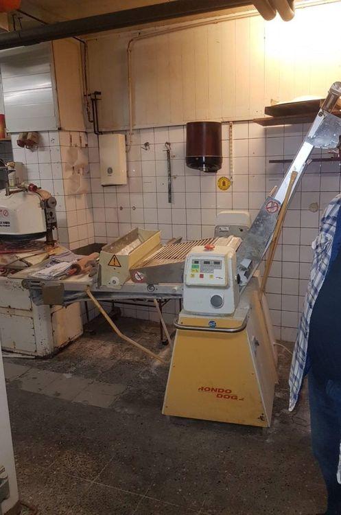 Rondo Doge dough  sheeter