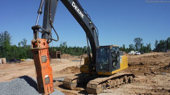 John Deere 210GLC Excavator