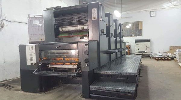 Heidelberg PM 74-4 4 530 x 740 mm