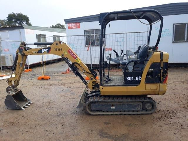 Caterpillar 301.6 MINI