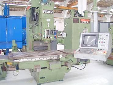 Oerlikon FBO TCA 10 CNC Max. 4000 rpm