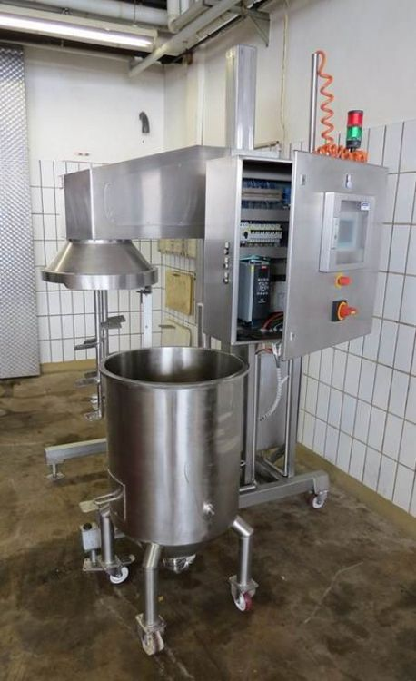 Herbst HR-S150D mixer