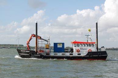Multipurpose Work Boat