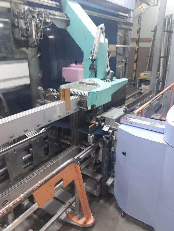 Staubli STAUBLI DELTA 110 DRAWING IN MACHINE