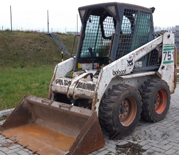Bobcat 751 Skid loader