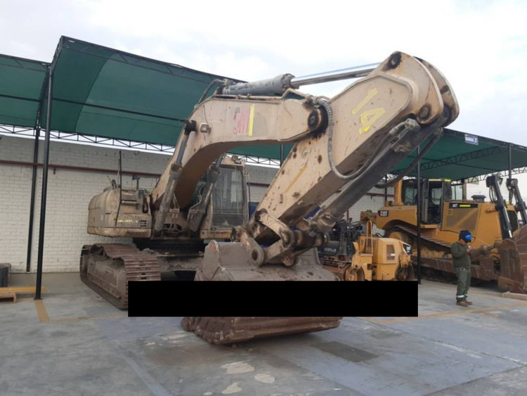 Caterpillar 336D2 Excavator