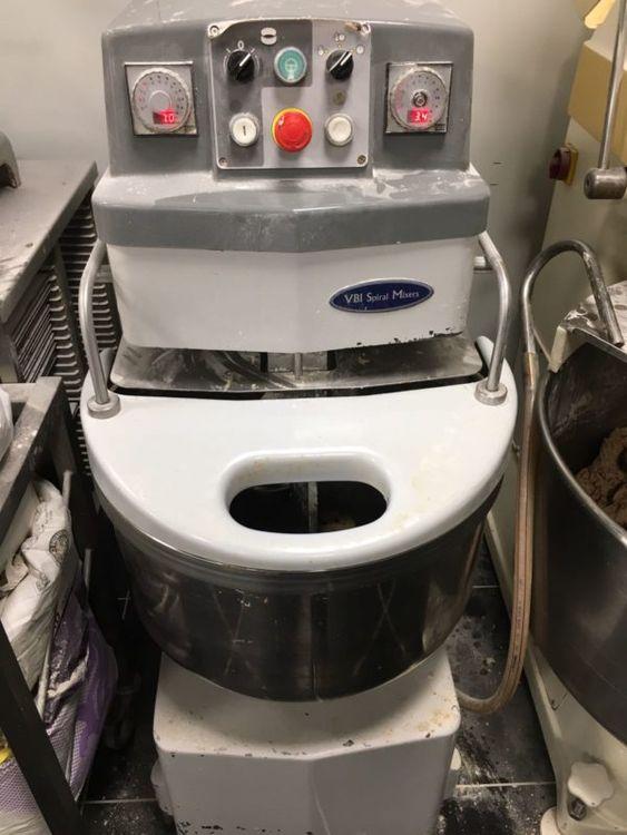 Other 30 L spiral mixer