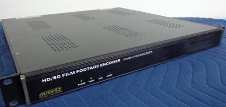Evertz HDSD9025TR Encoder