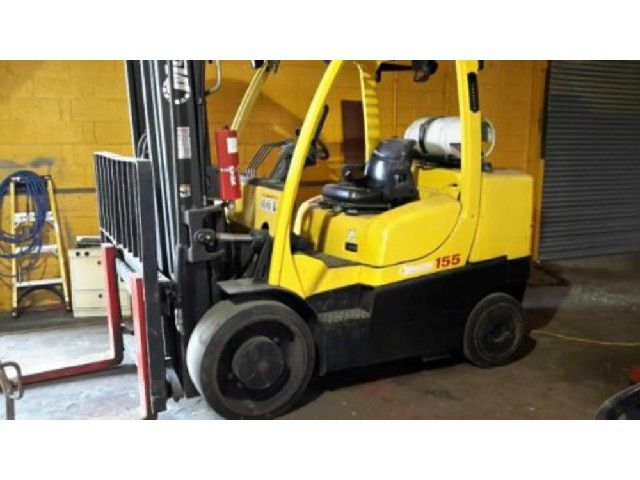 Hyster S155FT 15,500 Pound