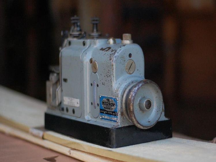 Merrow 70 ABB Sewing machines