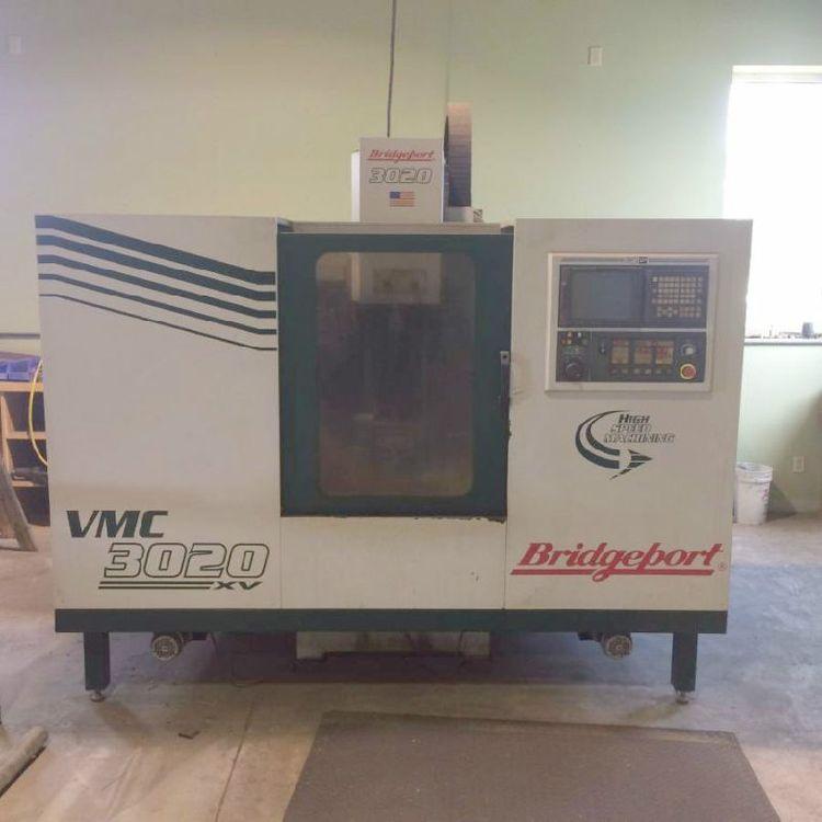 Bridgeport VMC 3020XV 3 Axis