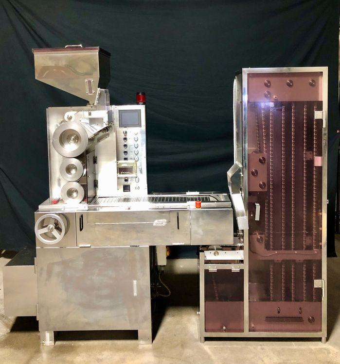 Qualicaps S-100 Automatic Capsule Sealing Unit