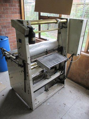 Other Bundle Wrapper 1350mm W x 1050mm D x 1500mm H.