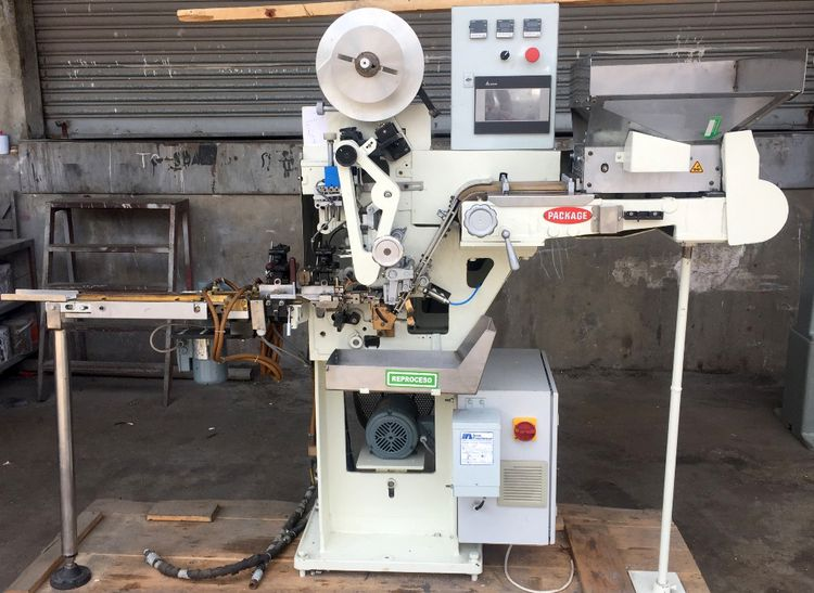 Package Machinery AC4  Foil Wrapper