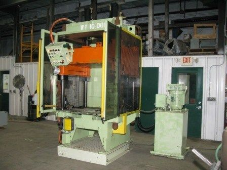 Automation 8140 Down-Acting Presses