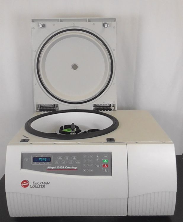 Beckman Coulter X-12R Refrigerated Centrifuge