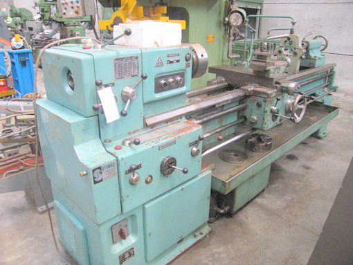 TOS Engine Lathe Variable SN 50