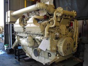 Cummins QSK60-M2600E Marine Engine
