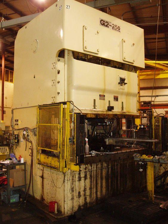Stamtec G2-250 275 Ton