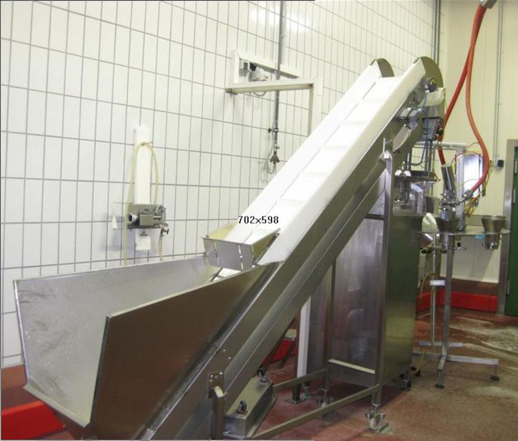 Diverse DWG 3000 Filling plant for aspic in intestine