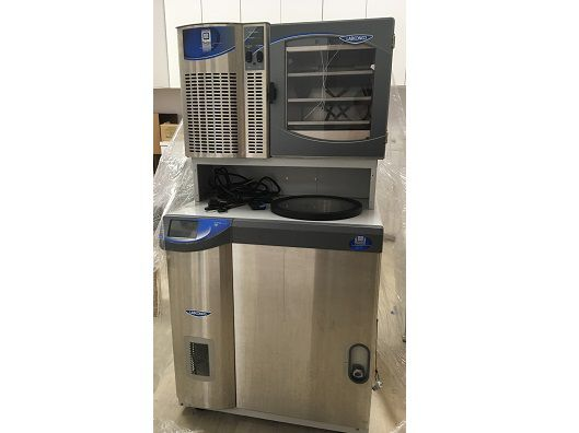 Labconco Freezone 6 Plus w/ Stoppering Freeze Dryer Console Stoppering Freeze Dryer