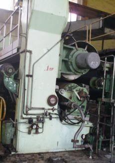 Beloit 4320 mm Cc-Roll press
