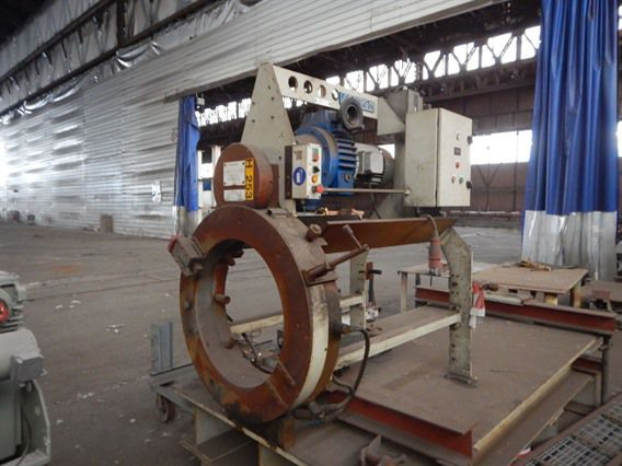 """Protem orbital cutting & bevelling Variable TNO FAB 12-24"""""""