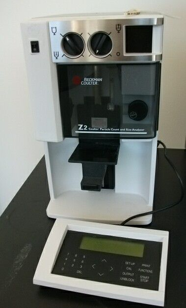 Beckman Coulter Z2, Particle Analyzer