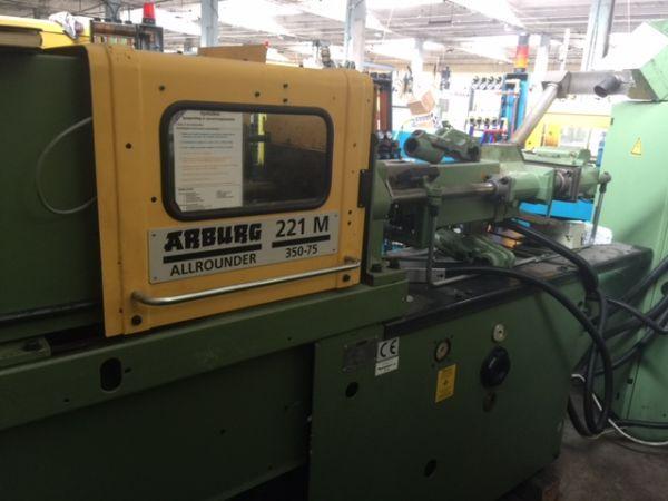 Arburg 221M 350-75 35 T