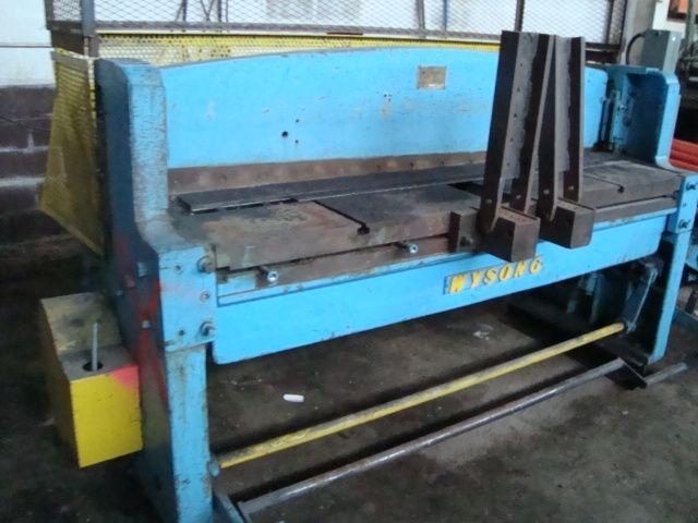 Wysong 1072 Power Squaring Shear