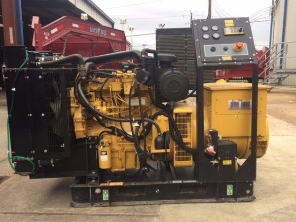 Caterpillar C4.4 DITA Tier 2 Diesel Generator Set 99KW