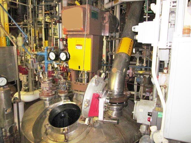 Northland 2,000 Gallon Hastelloy C Reactor