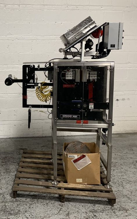 Phoenix Engineering GoPacker 3000 Form, Fill And Seal