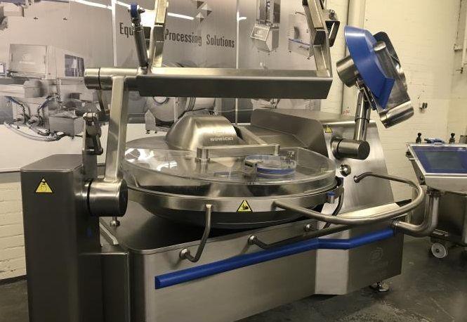 Metalbud Nowicki KN-200 Bowlcutter