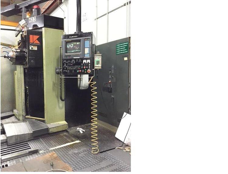 """Kuraki KBT 10DX-A 3.94"""" 2500 RPM"""