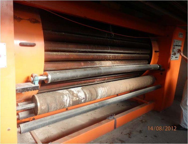Mortamet MX 30 220 Cm Raising Machine