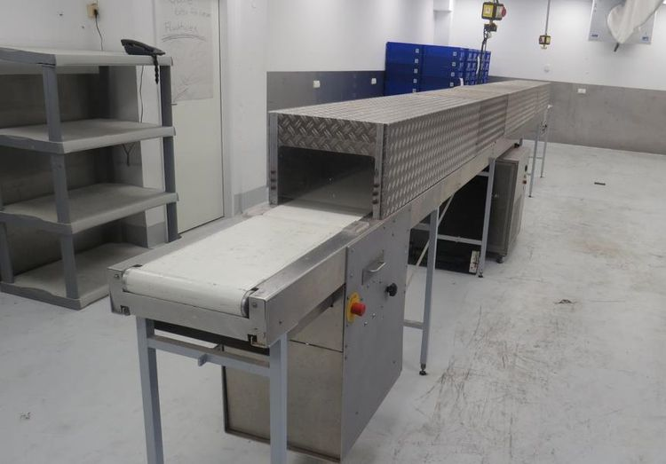 IKM chocolate cooling tunnel