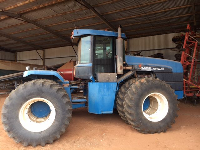 New Holland 9482 FWD